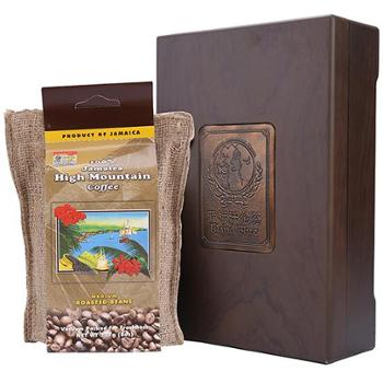 牙买加高山烘焙咖啡豆礼盒套装227克