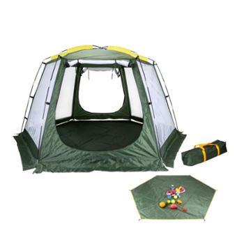 攀能户外六角休闲帐篷 PN-2257 攀能户外郊游装备系列