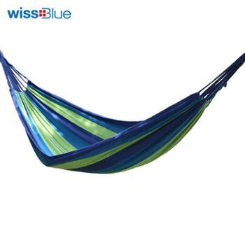 维仕蓝 户外休闲加宽加厚吊床WA8053