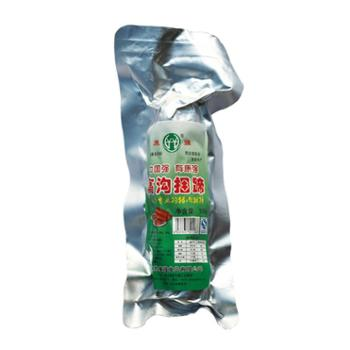 康强 捆蹄猪肉类美食江苏地方特产 100克