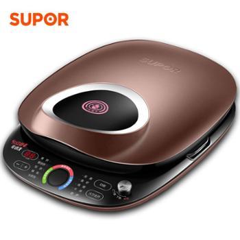 苏泊尔/Supor双面加热煎烤机加深烤盘可拆洗R645/RQ803/RQ802