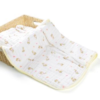 zolitt卓理婴儿6层纯棉纱布洗澡巾