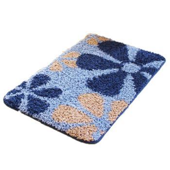 馨家港湾地垫弯头纱吸水脚垫浴室防滑垫子