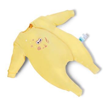 眠趣宝贝婴儿分腿睡袋 秋冬季防踢被10-24个月 新生儿加厚分腿宝宝睡袋