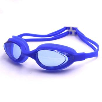 GRiLong 成人硅胶防雾游泳镜 高清防水歌浪泳镜 硅胶连体泳镜G-102