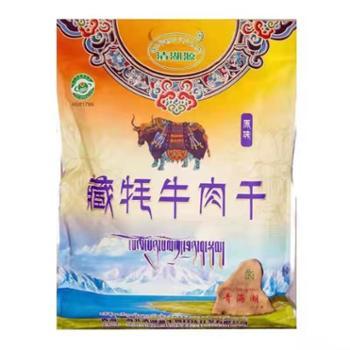 清湖源藏牦牛肉干原味200g