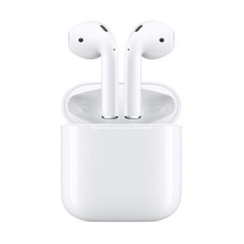 APPLE 2019 年款蓝牙耳机 配无线充电盒 适用iPhone/iPad/Apple