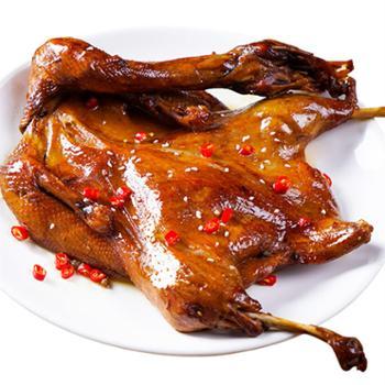 湖北特产飘香鸭即食手撕鸭500g