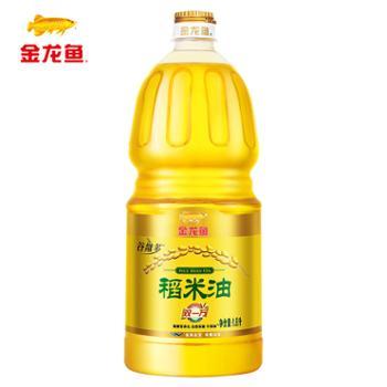 金龙鱼 谷维多稻米油 1.8L