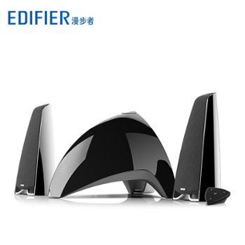 Edifier/漫步者 E3360BT 蓝牙音箱无线家庭电脑音响台式低音炮