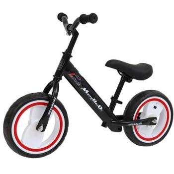 萌贝琪儿童平衡车无脚踏滑行自行车