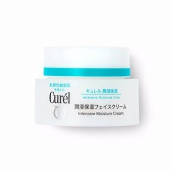 花王Curel珂润保湿面霜40g/罐