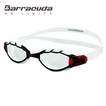 美国Barracuda巴洛酷达泳镜成人高清防水防雾游泳镜#33925