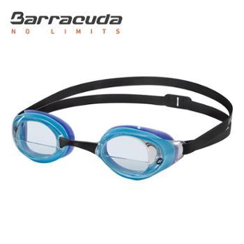 美国巴洛酷达Barracuda防雾防紫外高清游泳镜#90255