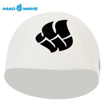 新款MADWAVE硅胶泳帽M055722