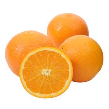 奉节脐橙 70—85mm果径带箱果园现摘现发 10斤装