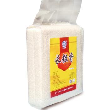 大清沟 长粒香大米 5kg 东北大米 真空装 米砖