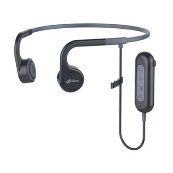 唯动Q1 无线蓝牙骨传导运动耳机 网课学习耳机 不伤听力 非入耳 带耳麦 头戴式 超轻佩戴
