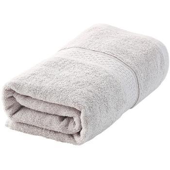 馨友柔软成人浴巾纯棉个性吸水大号情侣可裹裕巾1条