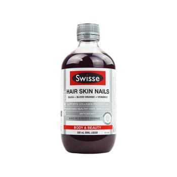 Swisse胶原蛋白液橙子味500ml/罐