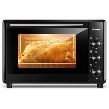 科顺/Kesun 专业烘焙电烤箱 大容量家用烘培 40L TO-405