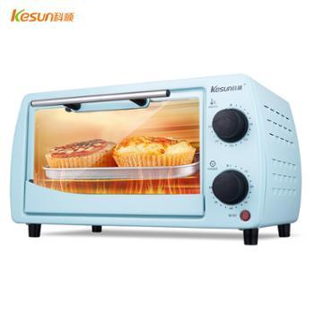 科顺/Kesun 家用烘焙电烤箱蓝色12升 TO-131