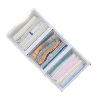 爱丽思收纳箱BC500抽屉式衣柜内收纳盒衣服爱丽思整理箱
