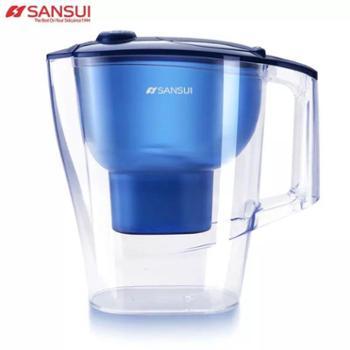 Sansui/山水FS656净水壶杯器滤芯家用直饮过滤水壶便携
