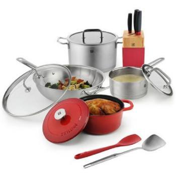 双立人食尚厨房十件套ZW-C137