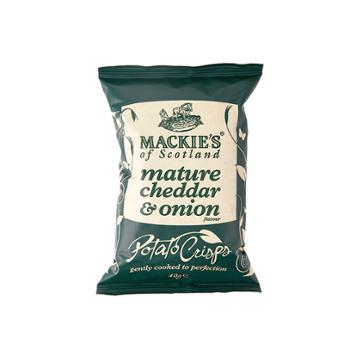 哈得斯 英国进口 切达奶酪洋葱味薯片 40g*3袋