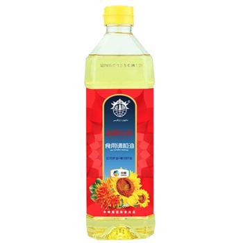 塔源 中粮出品 新疆红花食用植物调和油 900ml