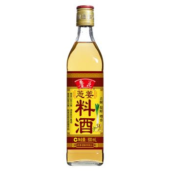 鲁花 葱姜料酒 500ml*2瓶
