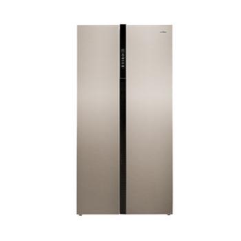 美的/Midea对开门风冷无霜家用电冰箱535LBCD-535WKZM(E)