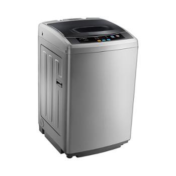 美的/Midea全自动家用波轮洗衣机6.5kg洗涤容量MB65-1000H