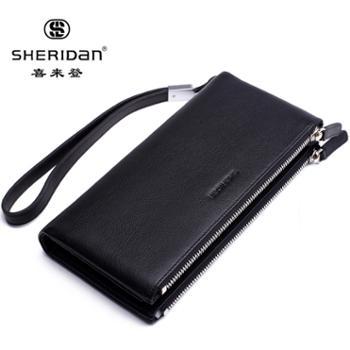 Sheridan喜来登长款男士商务钱夹NL161016S