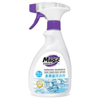 妙管家多用途厨房油污清洁剂400g*1瓶