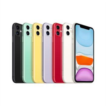 Apple苹果iPhone11移动联通电信4G手机双卡双待简配版
