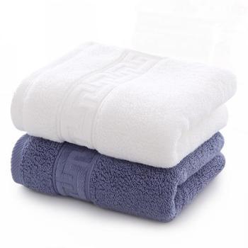 图强 精梳埃及棉毛巾 纯棉 34*74cm 一条