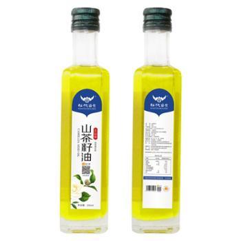 山茶油 三山谷 山茶籽油 250ml*1瓶
