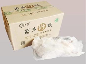 苗王湖 野鸭 1kg*1只