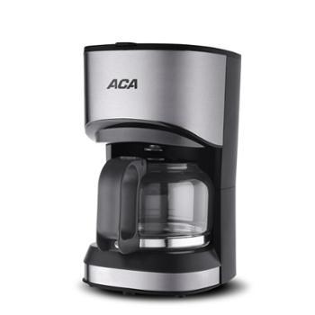 ACA ALY-KF070D 多功能咖啡机滴漏式 美式全自动小型泡茶两用咖啡壶茶壶
