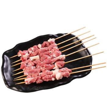 额尔敦 羔羊肉串 180g*5袋