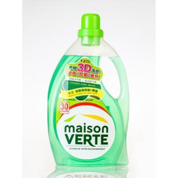 法国进口 碧庭初夏阳光精油酵素洗衣液1.8L