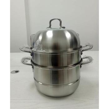 纽西兰三层组合蒸锅