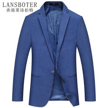休闲西服外套男青年修身韩版小西装男士单件薄款上衣