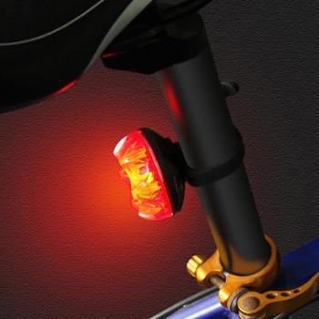 GIYO自行车尾灯USB充电强光尾灯警示灯山地车公路车骑行装备