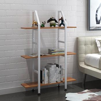 电脑桌配架家用简约现代书架书架组合架子良木简约