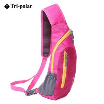 Tripolar户外挎包便携包登山包多功能腰包骑行背包迷你腰包男女运动包斜挎包登山腰包
