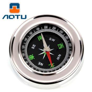 凹凸 户外指南针 不锈钢准指南针 户外导航工具