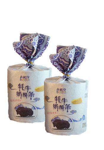 青藏淳青藏淳精品牦牛奶酪条(片)126克X3罐(奶酪条+奶酪片)